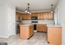 New flooring, new granite, new lighting - 512 GINGER SQ NE, LEESBURG