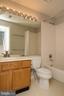 Full bath on lower level - 512 GINGER SQ NE, LEESBURG