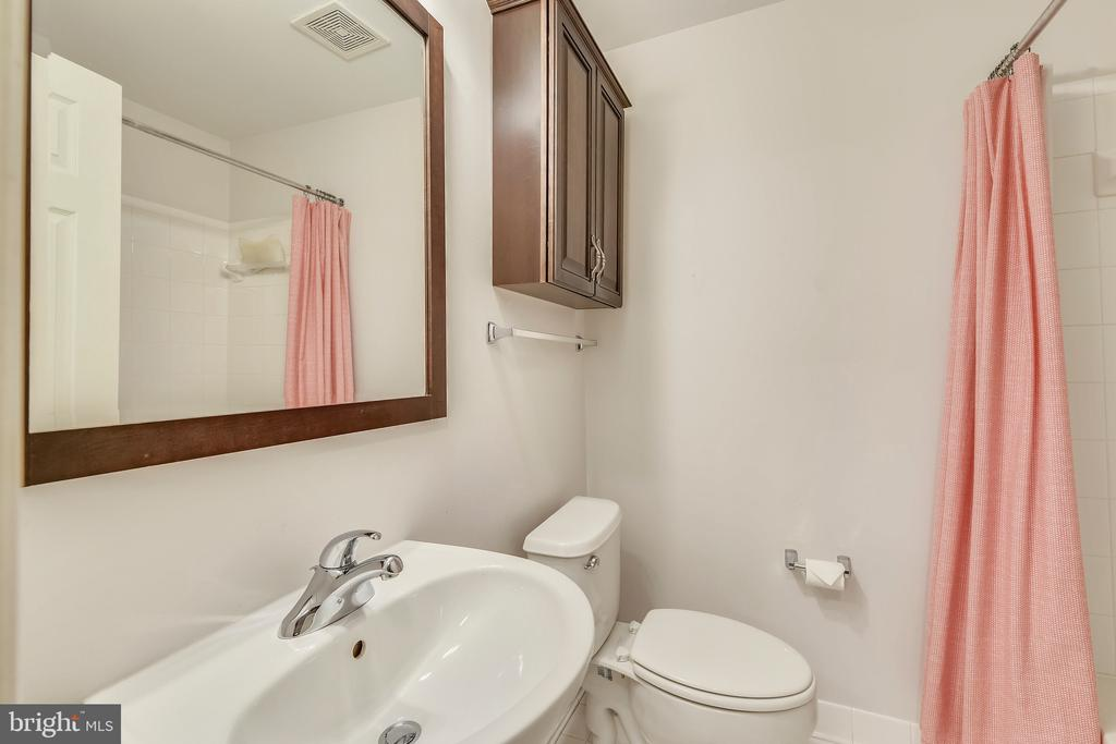 Lower Level Bathroom - 18216 CYPRESS POINT TER, LEESBURG