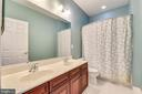Hall Bathroom - 18216 CYPRESS POINT TER, LEESBURG