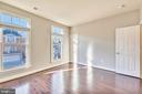 Bedroom- Hardwoods - 18216 CYPRESS POINT TER, LEESBURG