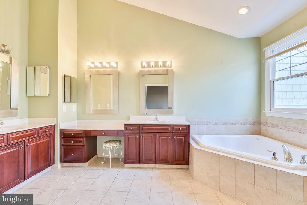 Master bath - 18216 CYPRESS POINT TER, LEESBURG