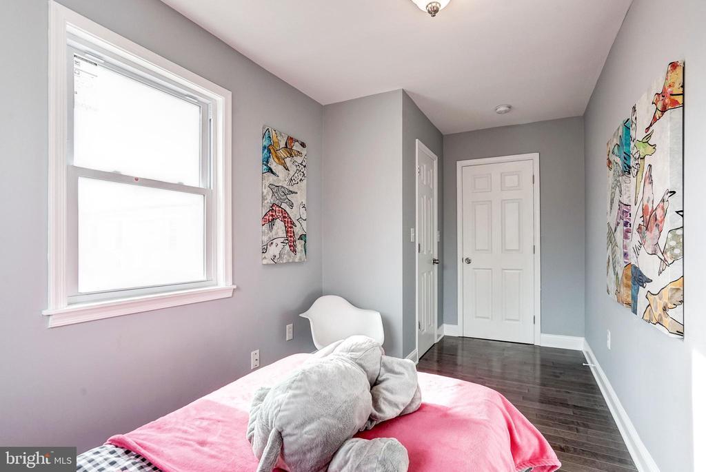 Bedroom 3 - 1431 ANACOSTIA AVE NE, WASHINGTON