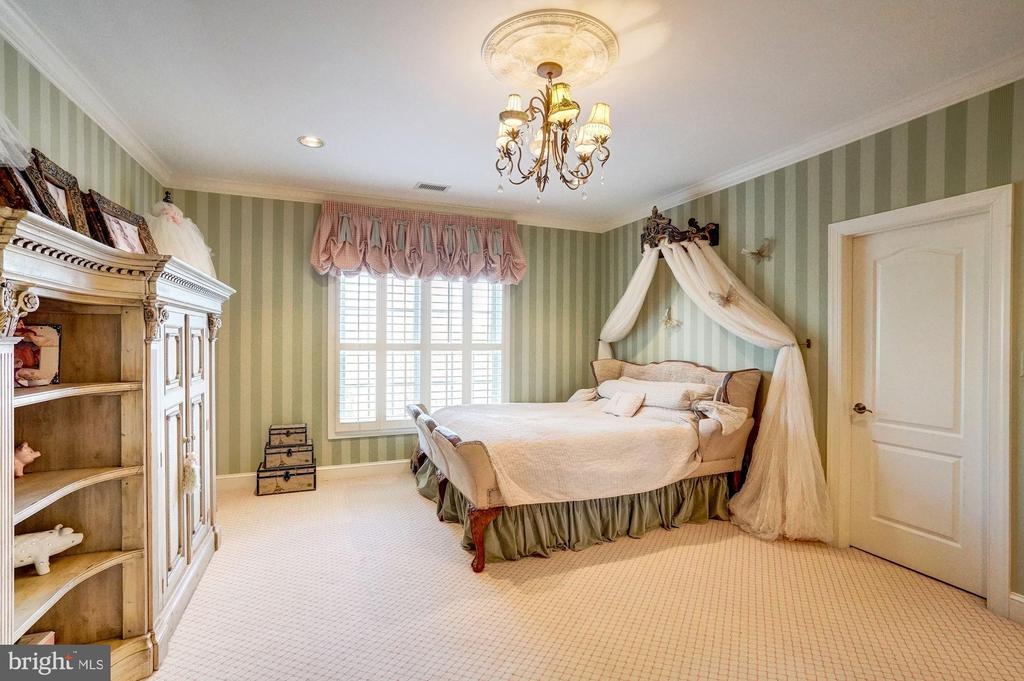 Upper Level Forth Bedroom - 16717 WHIRLAWAY CT, LEESBURG
