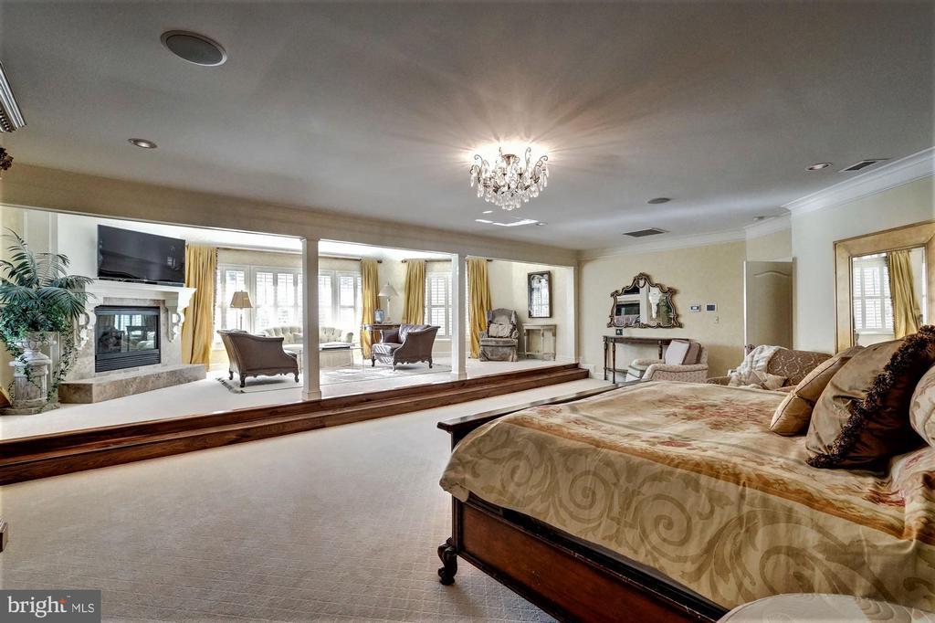 Master Bedroom Suite - 16717 WHIRLAWAY CT, LEESBURG
