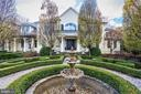 Manicured Landscaping - 16717 WHIRLAWAY CT, LEESBURG