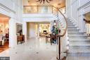 Foyer - 16717 WHIRLAWAY CT, LEESBURG
