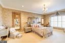 Upper Level Second Bedroom - 16717 WHIRLAWAY CT, LEESBURG