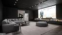 Media Room / Cinema - Rendering - 1171 CHAIN BRIDGE RD, MCLEAN