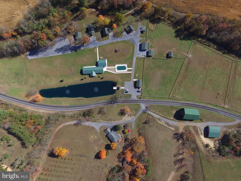 Single Family Homes için Satış at Clearville, Pennsylvania 15535 Amerika Birleşik Devletleri