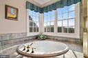 Unwind in soaking tub - 37239 HUNT VALLEY LN, PURCELLVILLE