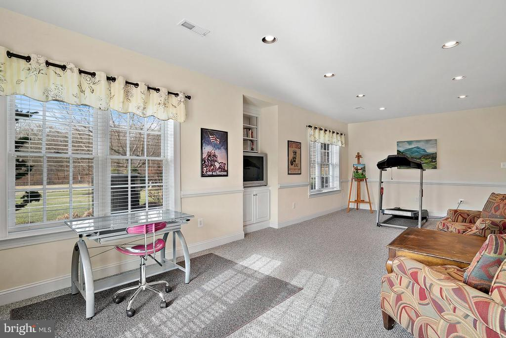 Lower level recreation room - 37239 HUNT VALLEY LN, PURCELLVILLE