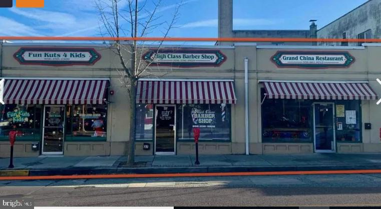 Retail for Sale at Merchantville, New Jersey 08109 United States