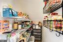Excellent kitchen storage space! - 250 S REYNOLDS ST #801, ALEXANDRIA