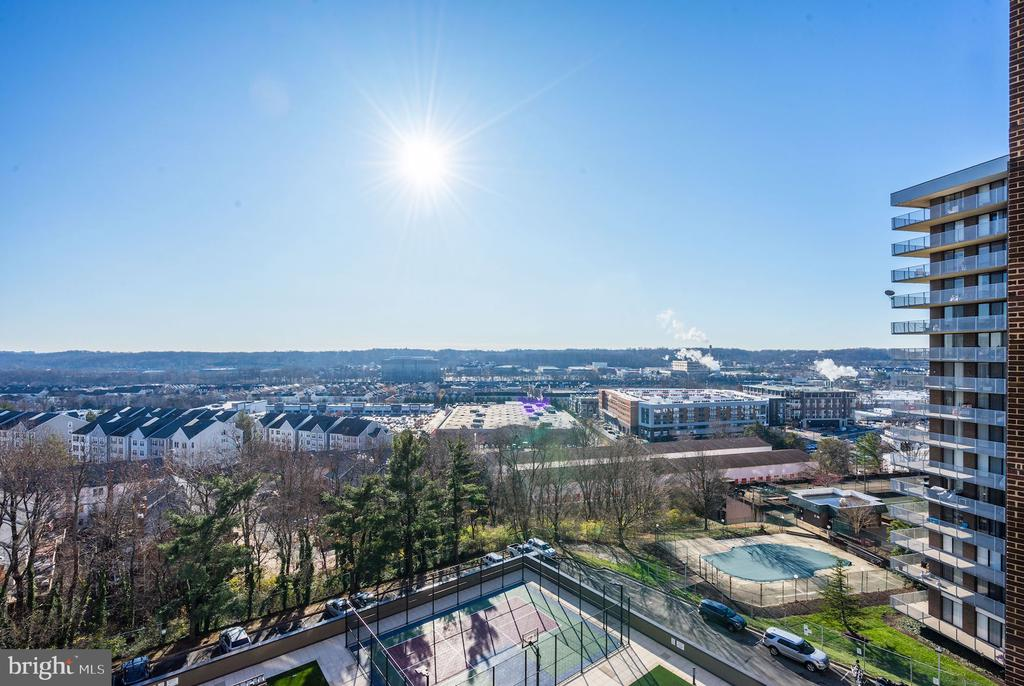 Views from the 8th story - 250 S REYNOLDS ST #801, ALEXANDRIA