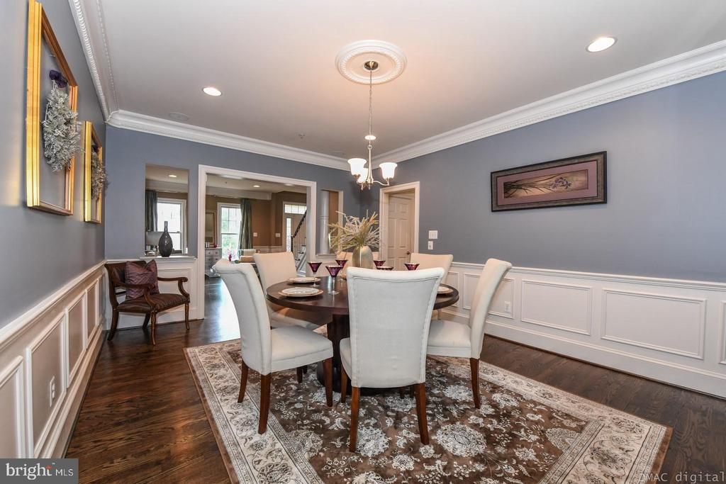 Elegant space to host a dinner party. - 6720 BOX TURTLE, NEW MARKET