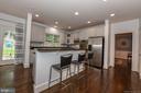 Bright open kitchen! - 6720 BOX TURTLE, NEW MARKET