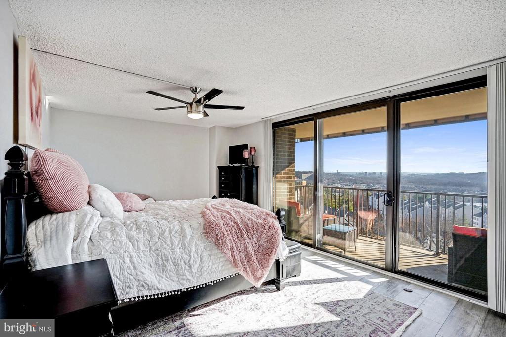 Owner's suite w/ amazing views from the 9th floor - 250 S REYNOLDS ST #801, ALEXANDRIA