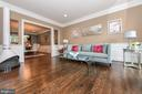 Open layout perfect for entertaining. - 6720 BOX TURTLE, NEW MARKET