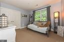 Upper level bedroom. - 6720 BOX TURTLE, NEW MARKET