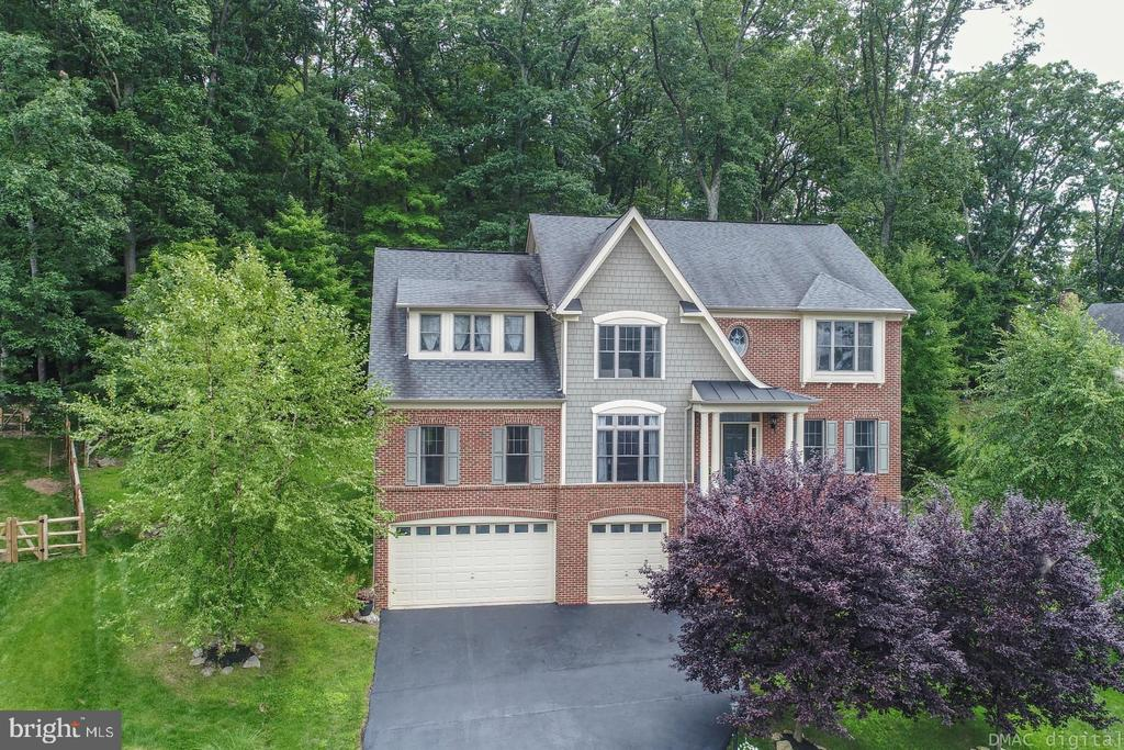 Large open floor plan in this lovely Aspen home, - 6720 BOX TURTLE, NEW MARKET