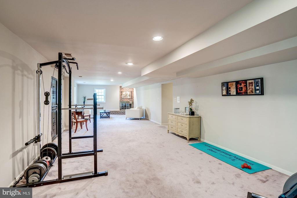 Exercise Room - 1044 RECTOR LN, MCLEAN