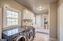 Laundry Room - 1044 RECTOR LN, MCLEAN