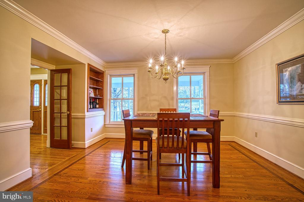 Dining Room - 3896 GLENBROOK RD, FAIRFAX
