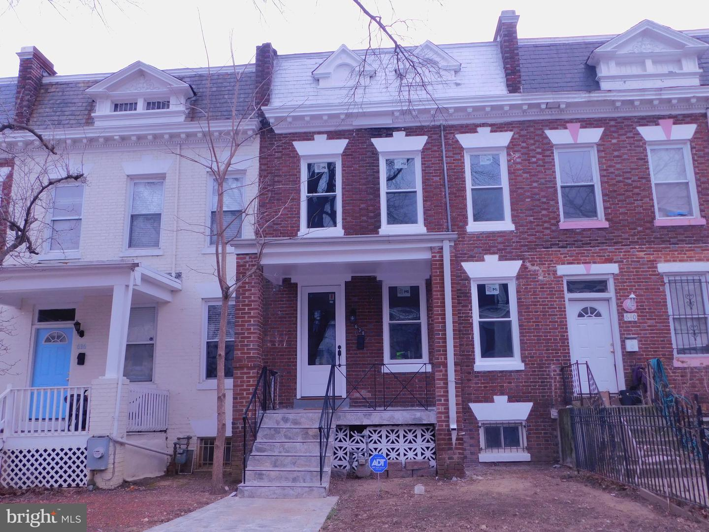 638 LAMONT STREET NW, WASHINGTON, District of Columbia