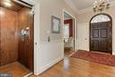 ELEVATOR TO ALL FOUR LEVELS - 10246 STRATFORD AVE, FAIRFAX