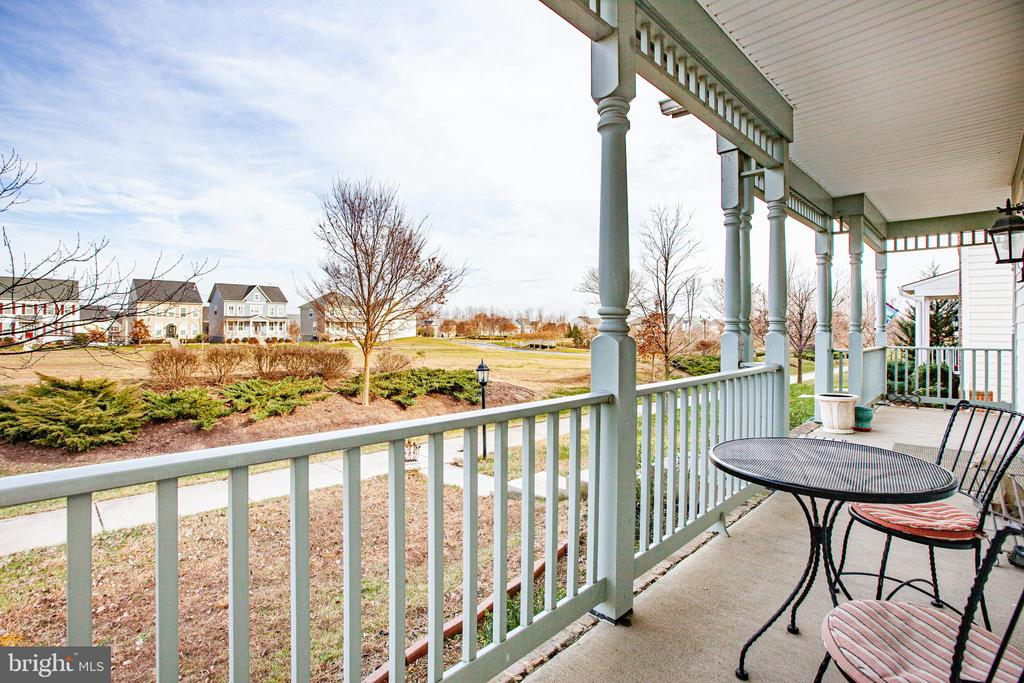 Relax on the front porch - 1609 GAYLE TER, FREDERICKSBURG