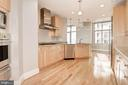 Large open kitchen - 11990 MARKET ST #1714, RESTON
