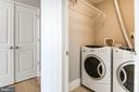 Laundry Room - 11990 MARKET ST #1714, RESTON