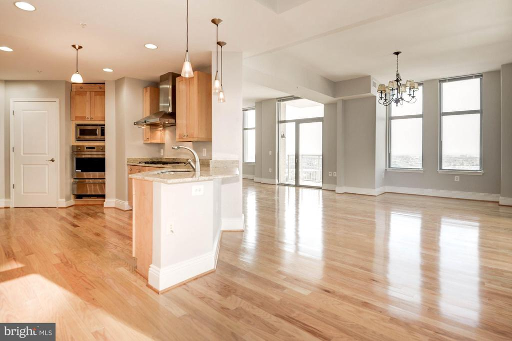 Light and more light! - 11990 MARKET ST #1714, RESTON