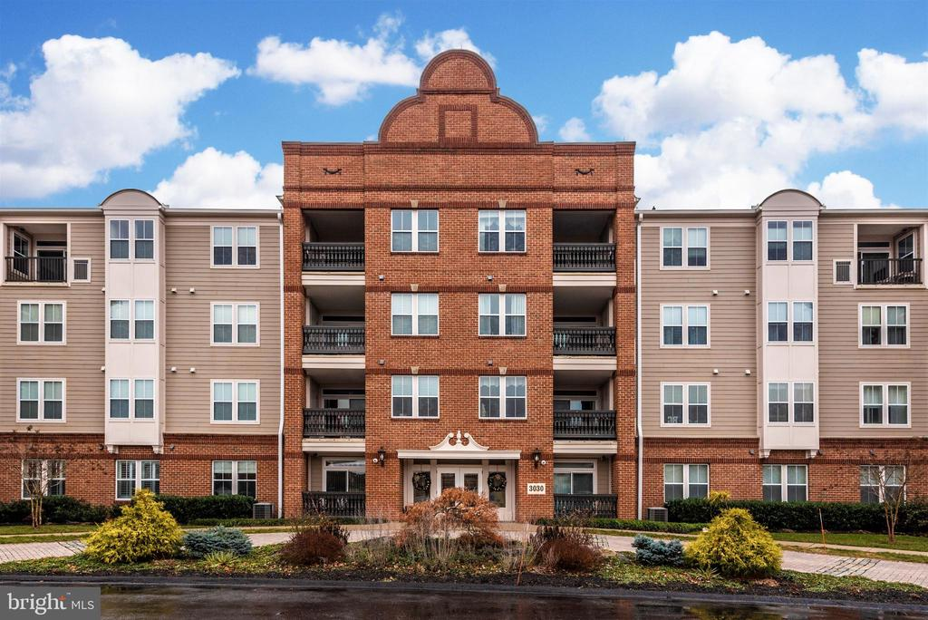 Main Exterior - 3030 MILL ISLAND PKWY #408, FREDERICK