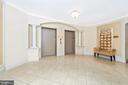 Lobby Elevators - 3030 MILL ISLAND PKWY #408, FREDERICK