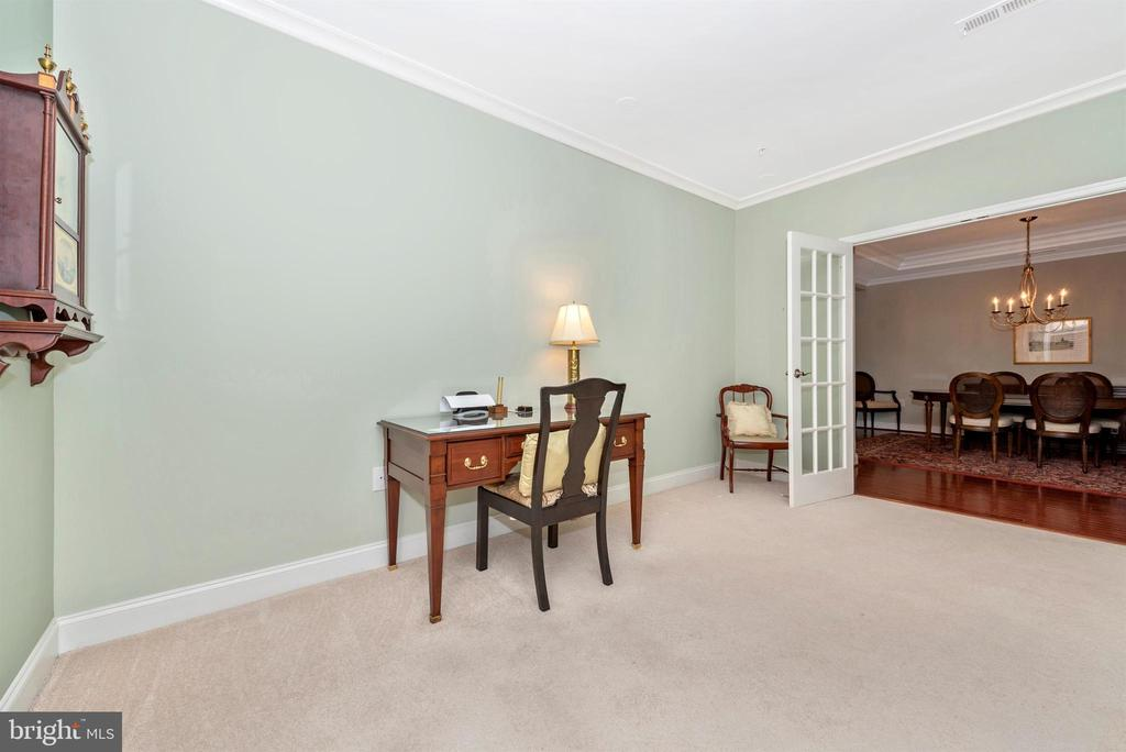Bedroom 3/Home Office - 3030 MILL ISLAND PKWY #408, FREDERICK
