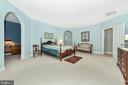 Master Suite - 3030 MILL ISLAND PKWY #408, FREDERICK