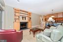 Family Room - 3030 MILL ISLAND PKWY #408, FREDERICK