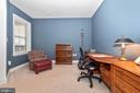 Master Bedroom Sitting Room - 3030 MILL ISLAND PKWY #408, FREDERICK