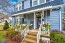 Front Porch - 406 CENTER ST, FREDERICK