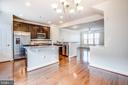 Recessed Light Throughout - 4515 POTOMAC HIGHLANDS CIR #133, TRIANGLE