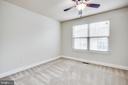 2nd and 3rd bedrooms have ceiling fans. - 4515 POTOMAC HIGHLANDS CIR #133, TRIANGLE