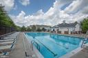 Community Pool! - 4515 POTOMAC HIGHLANDS CIR #133, TRIANGLE