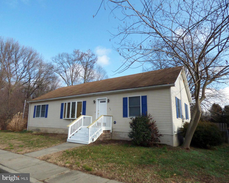 Single Family Homes 为 销售 在 Deepwater, 新泽西州 08023 美国