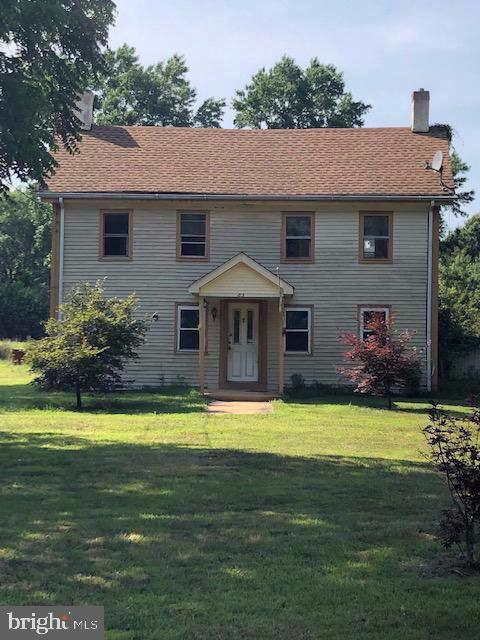 Single Family Homes for Sale at Leesburg, New Jersey 08327 United States