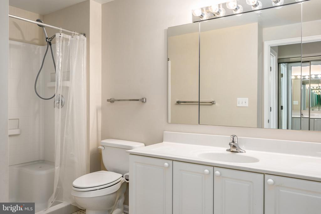 2nd bathroom - 19355 CYPRESS RIDGE TER #220, LEESBURG