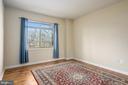 Master Bedroom (3rd bedroom) - 19355 CYPRESS RIDGE TER #220, LEESBURG