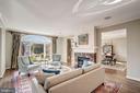 Living Room - 6126 RAMSHORN DR, MCLEAN