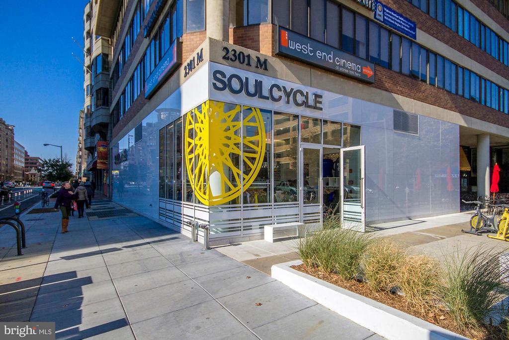 SOULCYCLE - 1177 22ND ST NW #1C, WASHINGTON